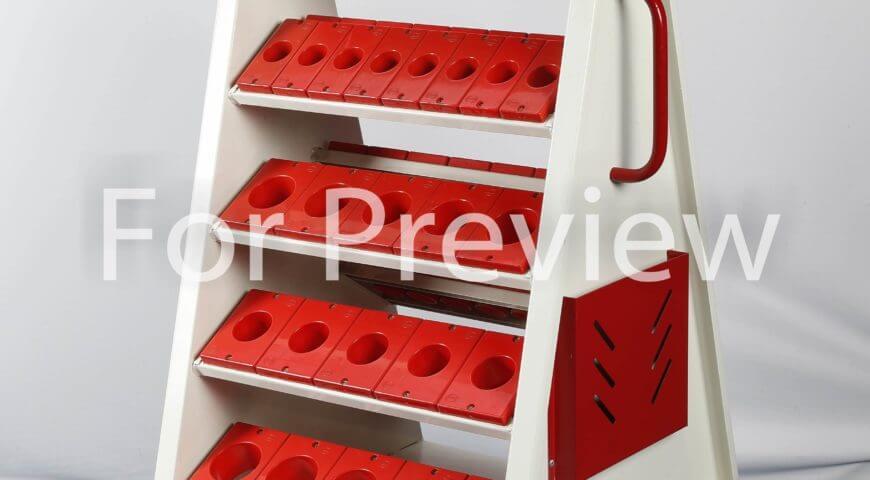CNC Tool Storage