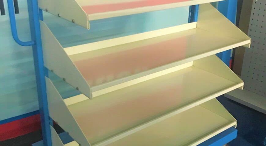 FPO Bin Storage